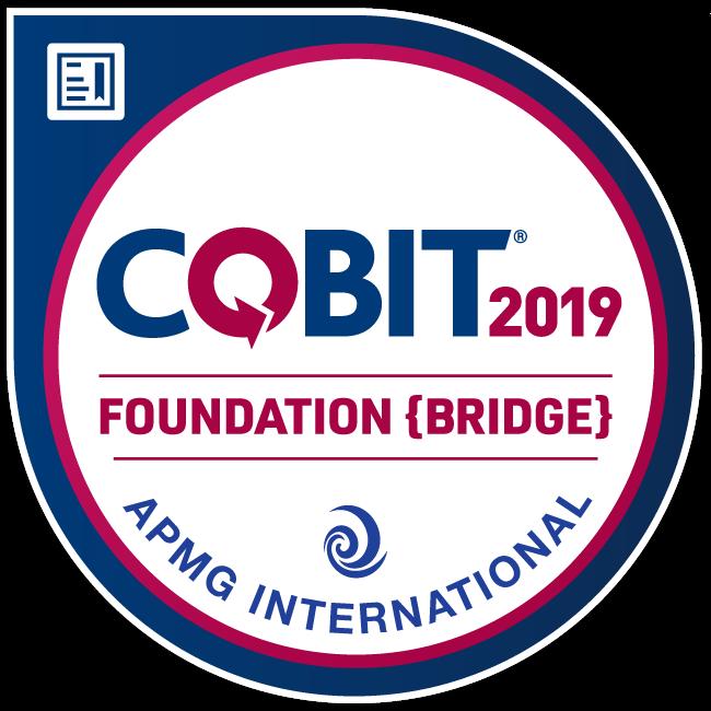 CobiT® 2019 Foundation Bridge