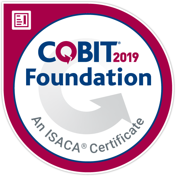 CobiT® 2019 Foundation