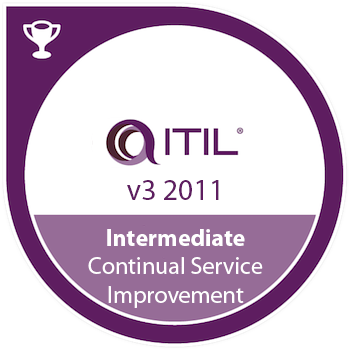 ITIL® v3 Intermediate: Continual Service Improvement
