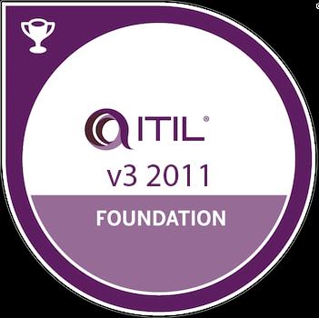 ITIL® v3 2011 Foundation