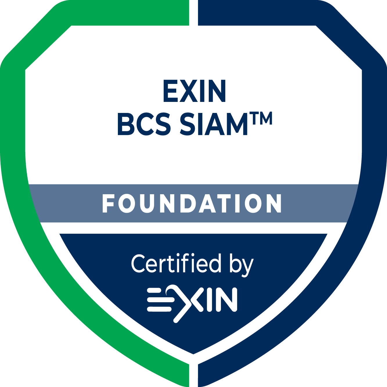 BCS SIAM™ Foundation