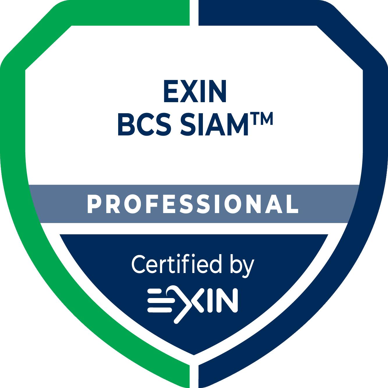 BCS SIAM™ Professional